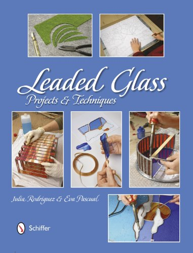 English Leaded Antique (Leaded Glass: Projects & Techniques)