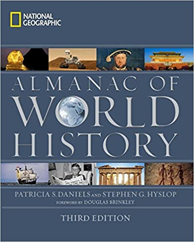 Amazon national geographic almanac of world history 3rd amazon national geographic almanac of world history 3rd edition 9781426213915 patricia s daniels stephen g hyslop douglas brinkley books fandeluxe Choice Image