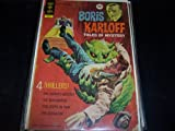 Boris Karloff Tales of Mystery: 4 Thrillers: The Sadiki's Master, the Duplicates, Five Steps in Time, the Elevator 90053-204 April (90053-204)