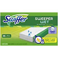 36 Ct. Swiffer Sweeper Wet Mopping Pad Refills