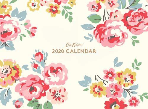 Rose Cath Kidston - Cath Kidston Wells Rose 2020 Wall Calendar