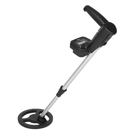 kkmoon Handheld Niños Detector de metales metal Such dispositivo con agua Densidad Bobina de búsqueda ajustable