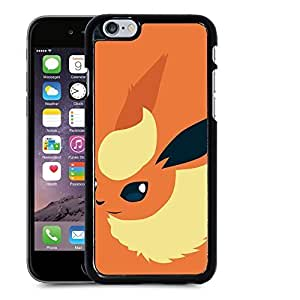 """Case88 Designs Pokemon Eevee Protective Snap-on Hard Back Case Cover for Apple Iphone 6 4.7"""" by icecream design"""