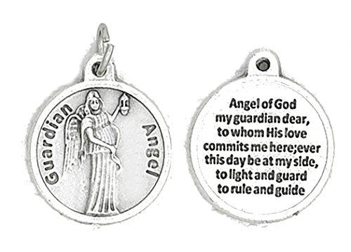 Guardian Angel Healing Medal ()