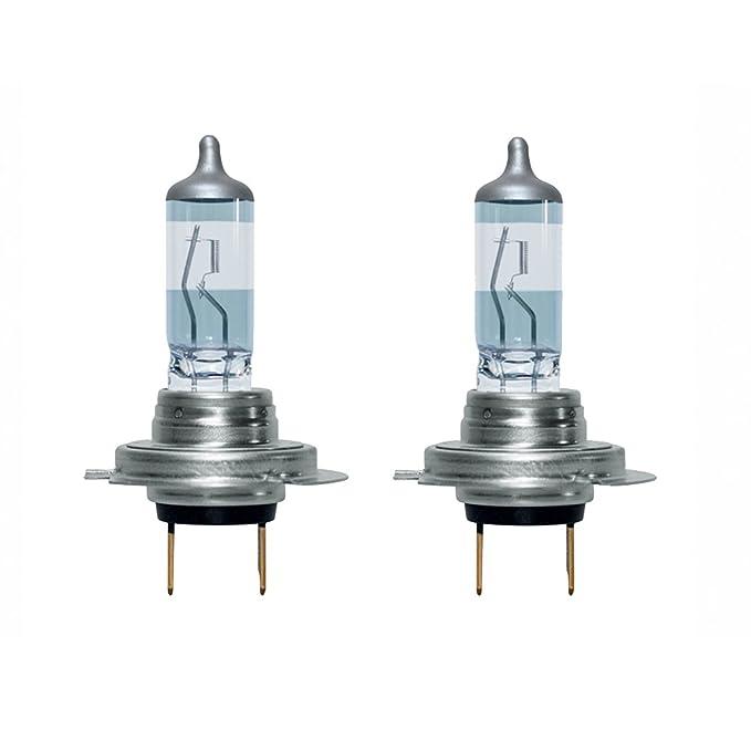OSRAM NIGHT BREAKER PLUS H7 Lámpara halógena de faro 64210NBP-HCB 90% más luz y 20% más blanca en DUO