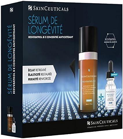 Skinceuticals Longevity Serum Resveratrol B E Antioxidant