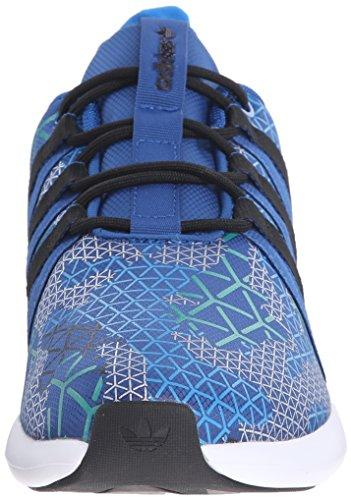adidas Originals Herren SL Loop Racer Schnürer Sneaker Ausrüstung Blau / Schwarz / Schock Blau