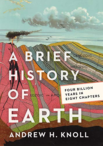 Book Cover: A Brief History of Earth: Four Billion Years in Eight Chapters