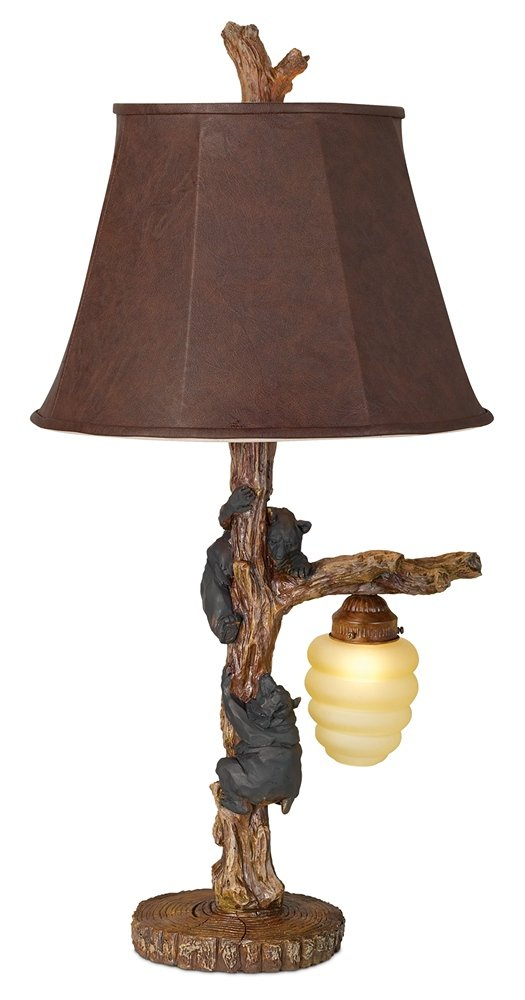 sc 1 st  Amazon.com & Pacific Coast Lighting Honey Bear Table Lamp - - Amazon.com azcodes.com