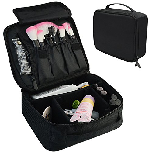 Compartmentalized Makeup Bag - 5