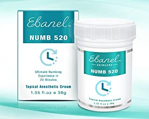 Ebanel Laboratories Numb 520