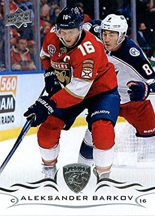 c4823d21e835c 2018-19 Upper Deck  331 Aleksander Barkov Florida Panthers Hockey Card