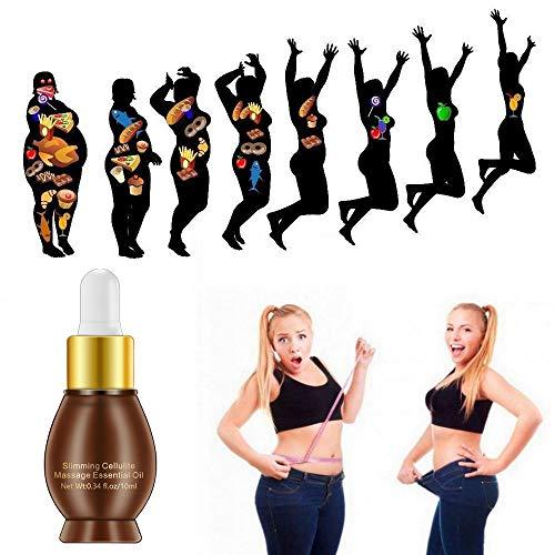 Ecosin Leg Body Waist Fat Burning Essential Oil Liquid