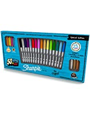 Save on Sharpie Permanent Marker Special Edition Pack, Fine Point - Pack of 23, Assorted and more