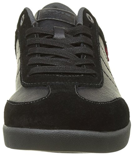 Levi's Men's Loch Low-Top Sneakers Black (Brillant Black 60) cheap get authentic footlocker cheap online big discount online outlet release dates O7znZFV