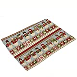 Christmas Placemats,Elevin(TM)