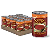 Amy's Organic Soups, Light in Sodium Cream Of Tomato, 14.5 Ounce (Pack of 12)