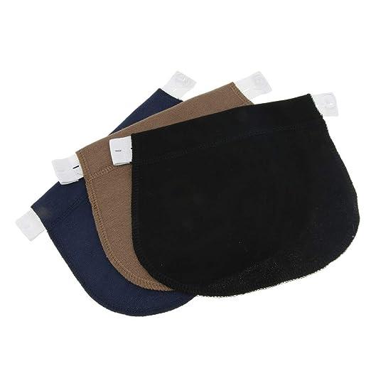 b9496de6b7156 Fityle Set of 3 Maternity Pregnancy Adjustable Waistband Belt Waist  Extender Pants at Amazon Women's Clothing store: