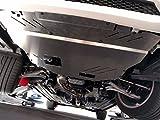 TBW Aluminum Under Tray Skid Plate for 2015+ Subaru STI