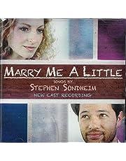 Marry Me A Little (New Cast Recordin G)