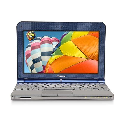 Toshiba Windows Xp Laptops (Toshiba Mini NB205-N312/BL 10.1-Inch Royal Blue Netbook - 9 Hour Battery Life)