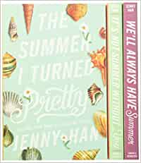 BOXED-COMP SUMMER I TURNED 3V (Summer I Turned Pretty)
