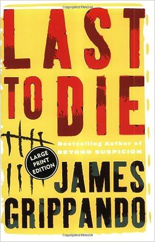 Gratis ebook for ipad nedlastingLast to Die LP by James Grippando RTF