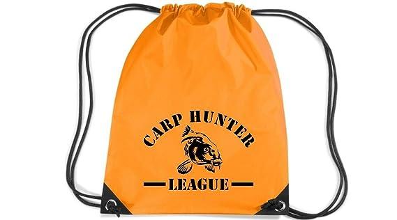 Premium gymsac Carp Hunter League, fucsia