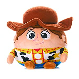 Cuddle Pal Stuffed Animal Plush Toy Mini with Jingle, Disney Baby Toy Story Woody, 4.5 Inches