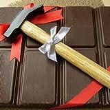【 株式会社 共栄水産 】でっかい!板スイートチョコレート(業務用)_約2kg×1枚