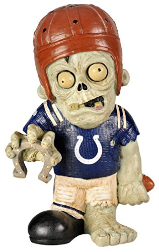 Indianapolis Colts Figurine (NFL Indianapolis Colts Resin Thematic Zombie Figurine)