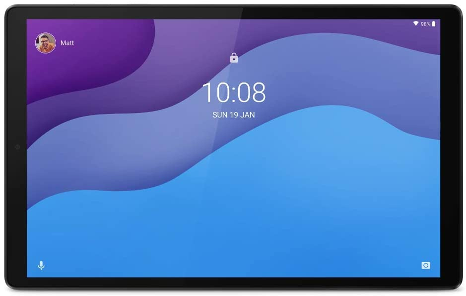 Lenovo Tab M10 HD (2ª generación) Tablet, Pantalla 10.1