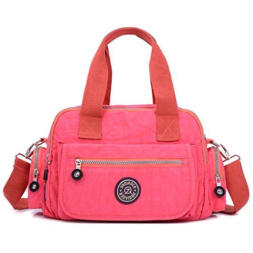 Tianhengyi - Rose Woman Bag
