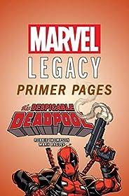 Despicable Deadpool - Marvel Legacy Primer Pages (Despicable Deadpool (2017-2018)) (English Edition)
