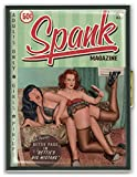 Bettie Page Spank Cigarette Case