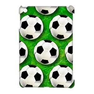 Ipad Mini 3D Custom Phone Back Case with Football Image