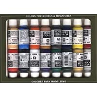 Vallejo Napoleonics Paint Set #10, 17ml