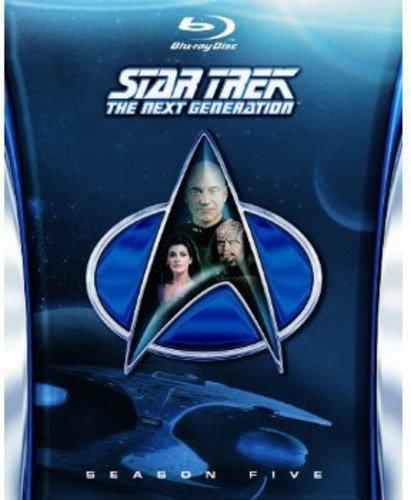Star Trek: The Next Generation-Season 5 [Blu-ray]