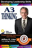 img - for Developing Leadership Skills 15: A3 Thinking - Module 2 Section 9 book / textbook / text book
