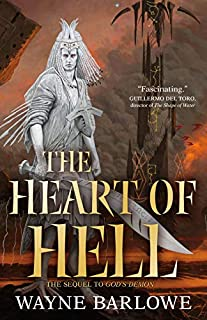 Book Cover: The Heart of Hell