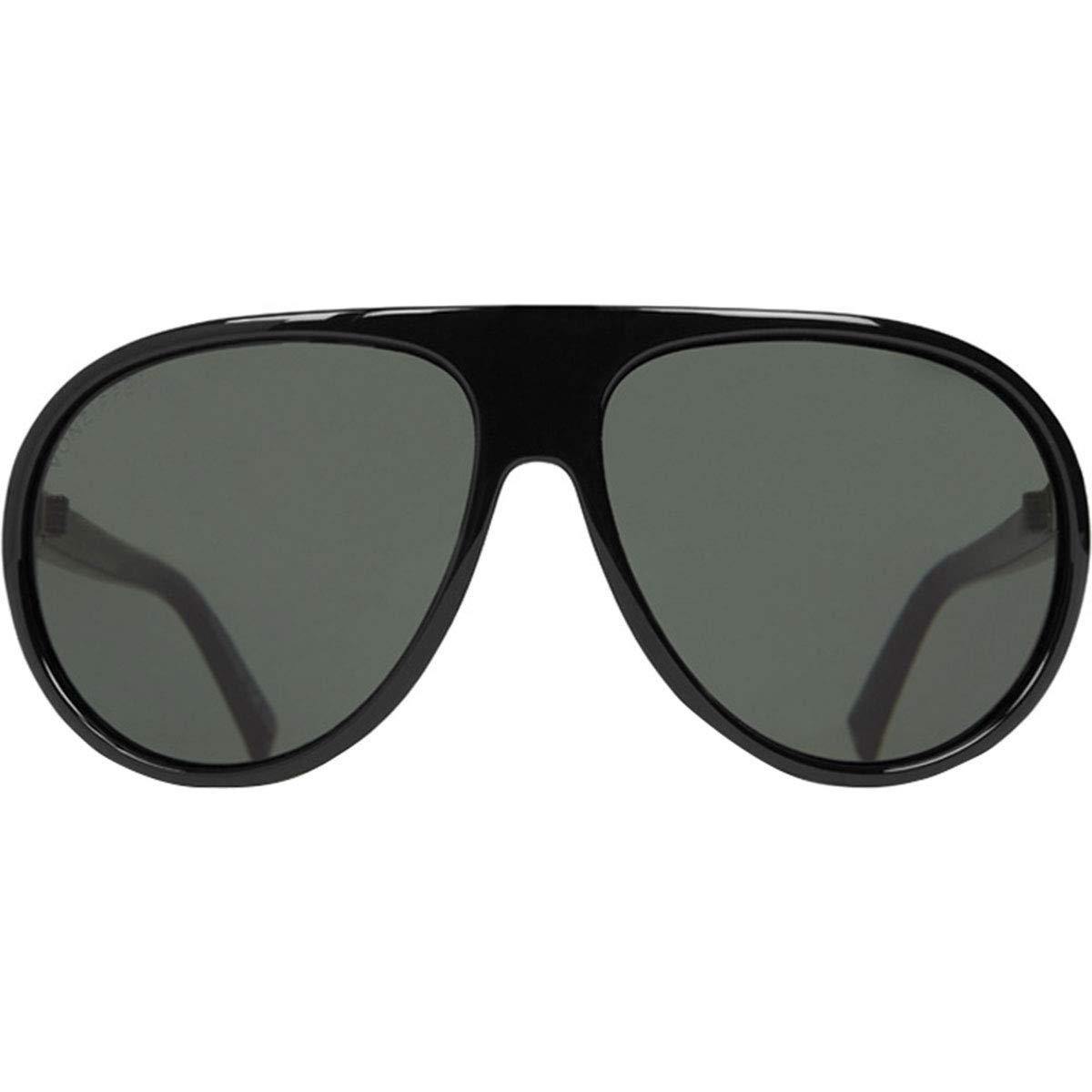 VonZipper Mens Rockford III Sunglasses,OS,Black//Grey