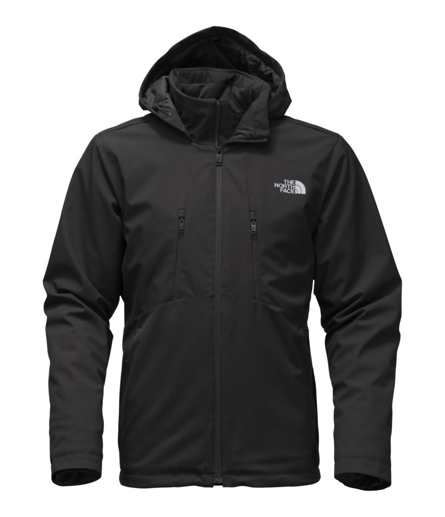 The North Face Men's Apex Elevation Jacket - TNF Black/TNF Black - L by The North Face