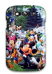 DiyPhoneDiy Disney Series Phone Case For Samsung Galaxy Note 4 Cover , Lovely Cartoon Waste Allocation Load Lifters-Earth For Samsung Galaxy Note 4 Cover Case, Only Fit For Samsung Galaxy Note 4 Cover (White Frosted Shell)