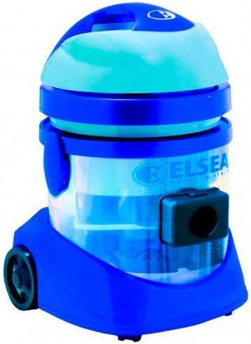 Elsea – Aspirador de agua y polvo 21 L – antiácaros – 230 V – 1050 ...