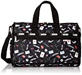 LeSportsac Medium Weekender Carry On, Love Letters, One Size