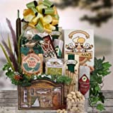 He's a Jolly Good Fellow Deluxe Men's Gift Basket for the Sportsman