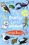Front cover for the book My Family and Other Animals by Gerald Durrell