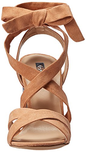 Qupid Women's Kloude-05 Dress Sandal Blush lJjkMYe