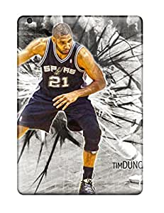 New Snap-on ZippyDoritEduard Skin Case Cover Compatible With Ipad Air- Tim Duncan