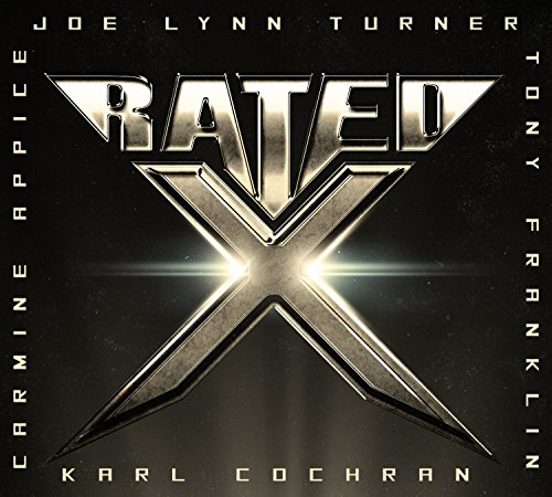 Rated X: Rated X (Audio CD)
